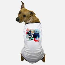 fancy shawl dancer Dog T-Shirt