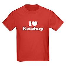 I Love Ketchup T