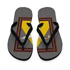 The Scimitar and Pyramid Flip Flops