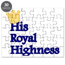 His Royal Highness Puzzle