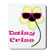 Daisy Criss Mousepad