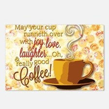 Coffee Postcards (Package of 8)