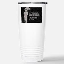 Weather Travel Mug