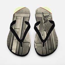 Robert E. Lee Flip Flops