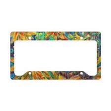 Butterfly Fantasy License Plate Holder