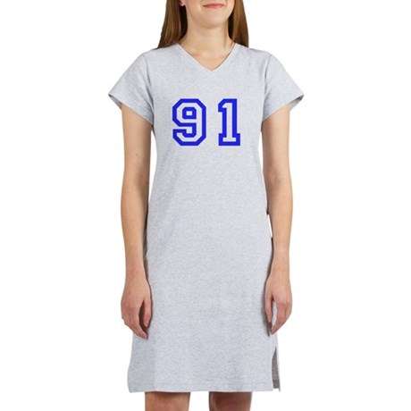 #91 Women's Nightshirt