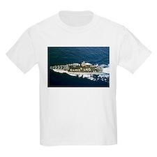USS Enterprise Ship's Image T-Shirt