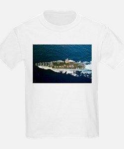 USS Enterprise Ship's Image T-Shirt