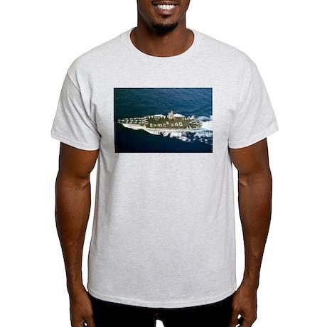 USS Enterprise Ship's Image Light T-Shirt