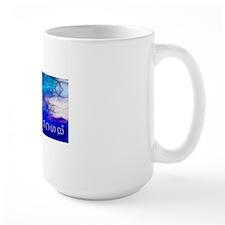 business card ascension Mug