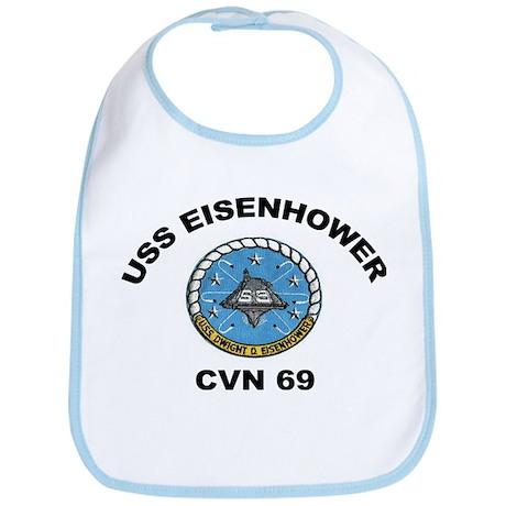 USS Eisenhower CVN 69 Bib