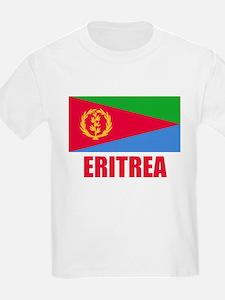 Eritrea Flag T-Shirt