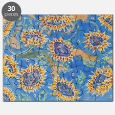 Dance of the Sunflowers Puzzle