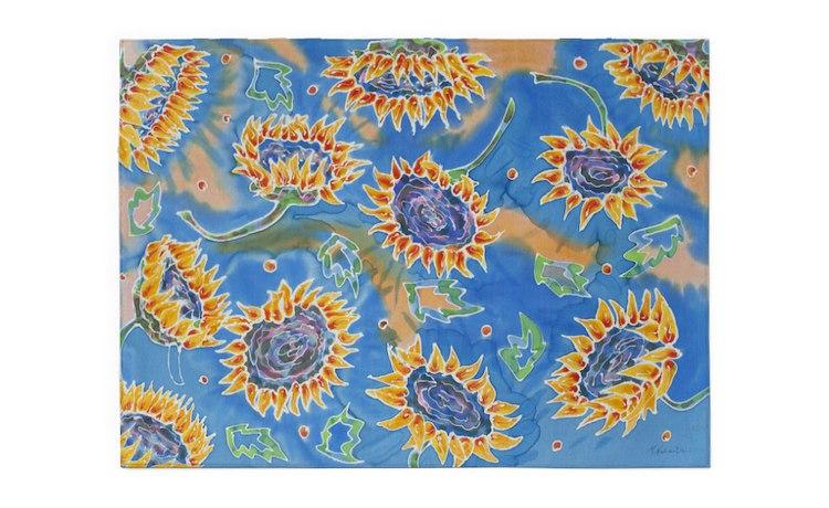 Persian made style machine rugs