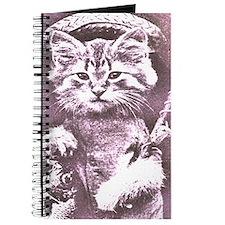 Cat Fish or fishing cat Journal