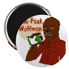 One-Pack Wolfman Magnet