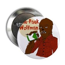 "One-Pack Wolfman 2.25"" Button"