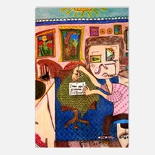 Autism Mystery Autism Awa Postcards (Package of 8)