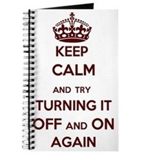 Keep Calm and Try Turning it Off and On Ag Journal