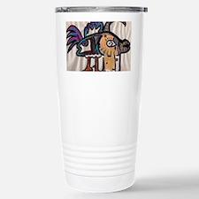 Harlequin Fine and Wrin Travel Mug