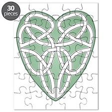 Celtic Heart Puzzle