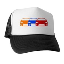 NorCal 86 DRIVE logo (white letters) Trucker Hat