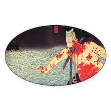 Yoshitoshi Death Print Decal