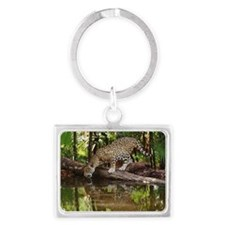 COOL CAT Landscape Keychain