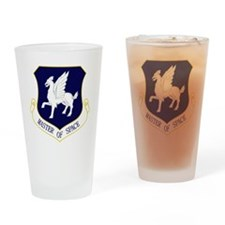 50th SW - Master of Space Drinking Glass