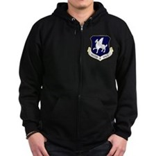 50th SW - Master of Space Zip Hoodie