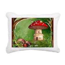 dl_Woven Blanket_1175_H_ Rectangular Canvas Pillow