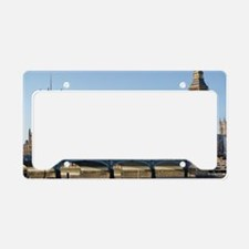 London License Plate Holder