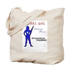 Rebel Gal Tote Bag.