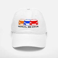 NorCal 86 DRIVE logo (black letters) Baseball Baseball Cap