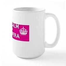Keep Calm and Sing Opera Mug