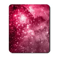 Raspberry Stars Mousepad