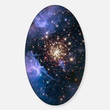 Celestial Fireworks Decal