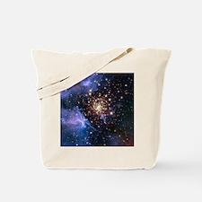 Celestial Fireworks Tote Bag