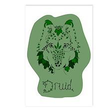 Druid Postcards (Package of 8)