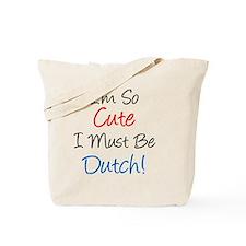 So Cute Dutch Tote Bag
