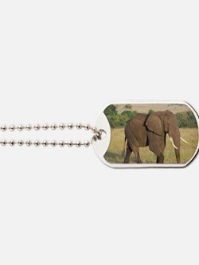 African Elephant Dog Tags