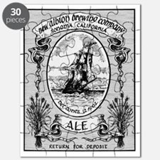 New Albion Brewing Company Puzzle