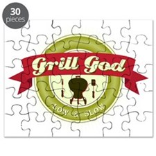 Grill God Puzzle