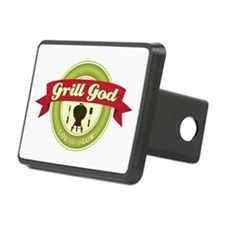 Grill God Hitch Cover