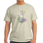 Pretty Easter Bunny Light T-Shirt