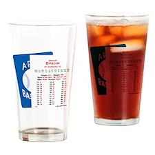 briscoe2 Drinking Glass