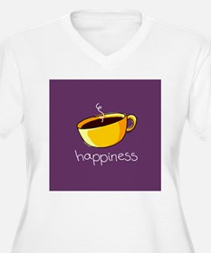 Happiness is Coffee T-Shirt