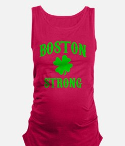 Boston Strong Maternity Tank Top