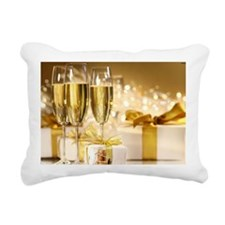Drink Anyone? Rectangular Canvas Pillow
