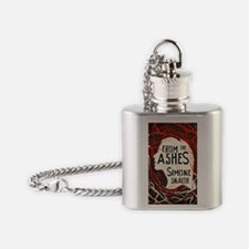 From The Ashes cover Flask Necklace